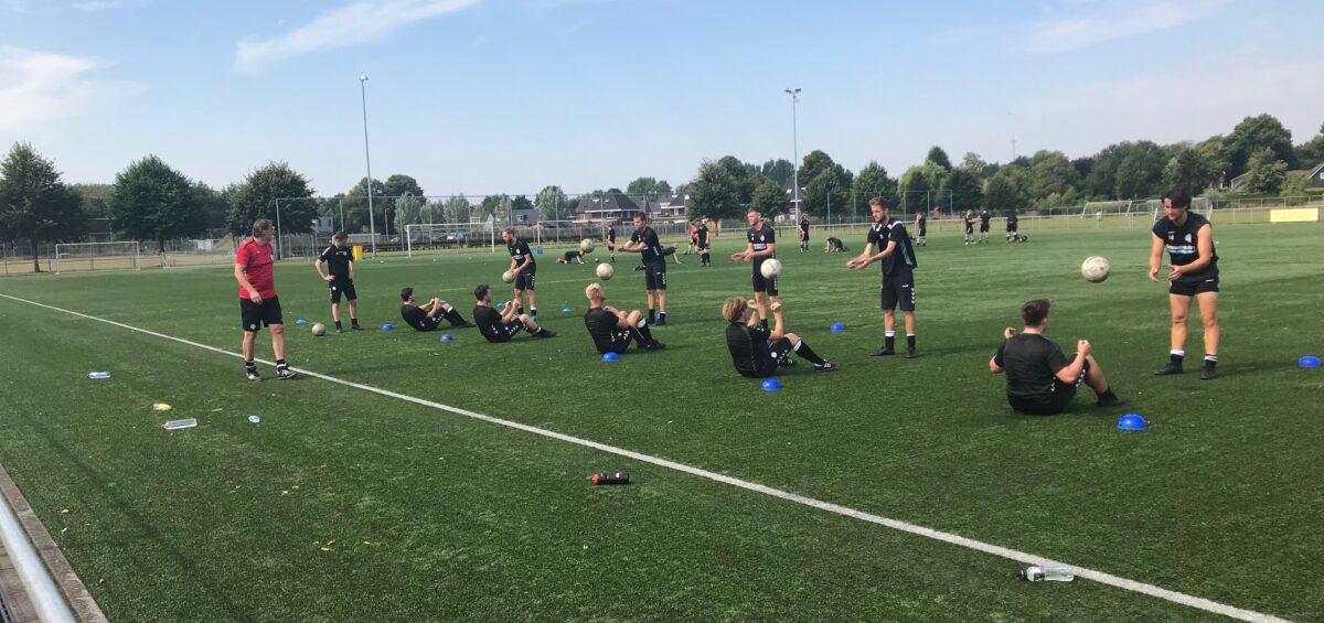 Selecties SV Schalkhaar starten voorbereidingen